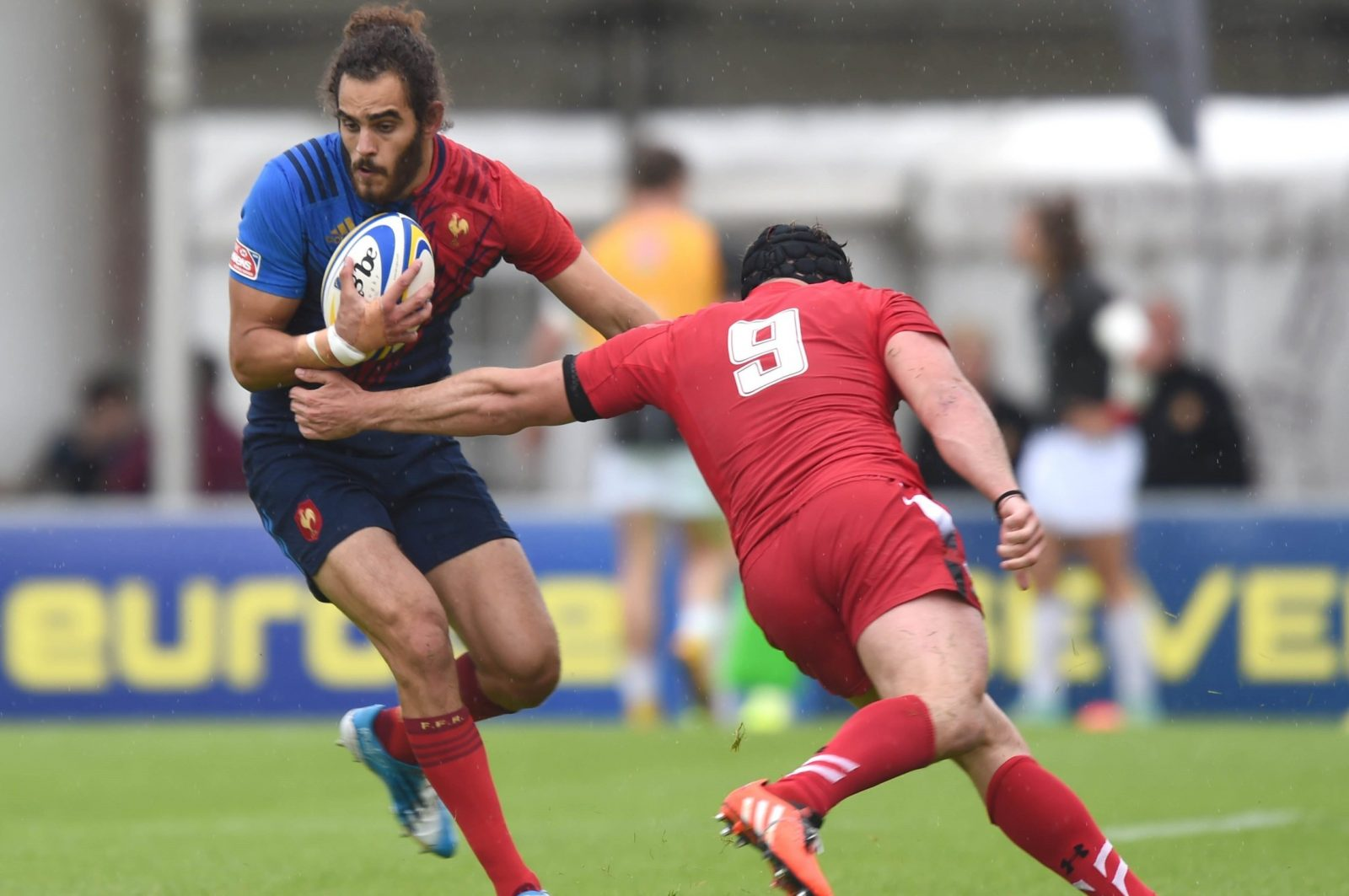 Interview de Jonathan Laugel (7's rugby)