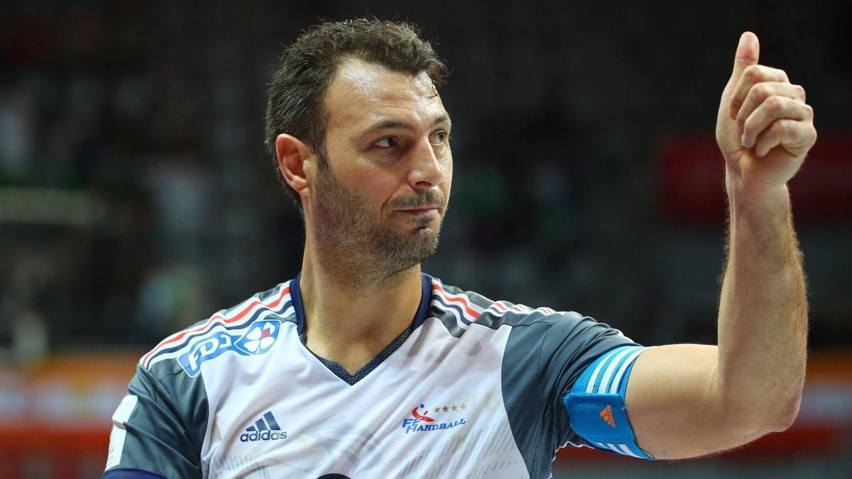 Interview de Jérôme Fernandez (Handball)