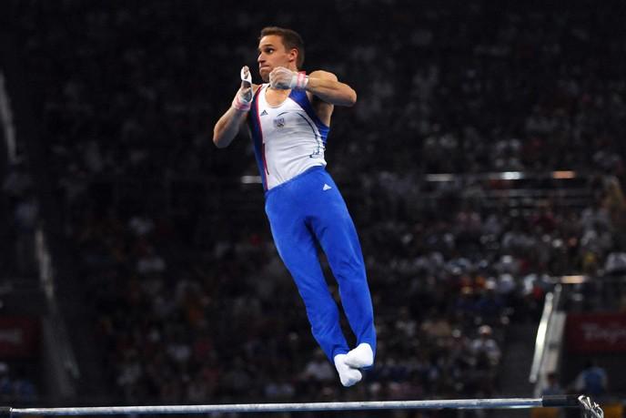 Interview de Benoît Caranobe (Gymnaste)