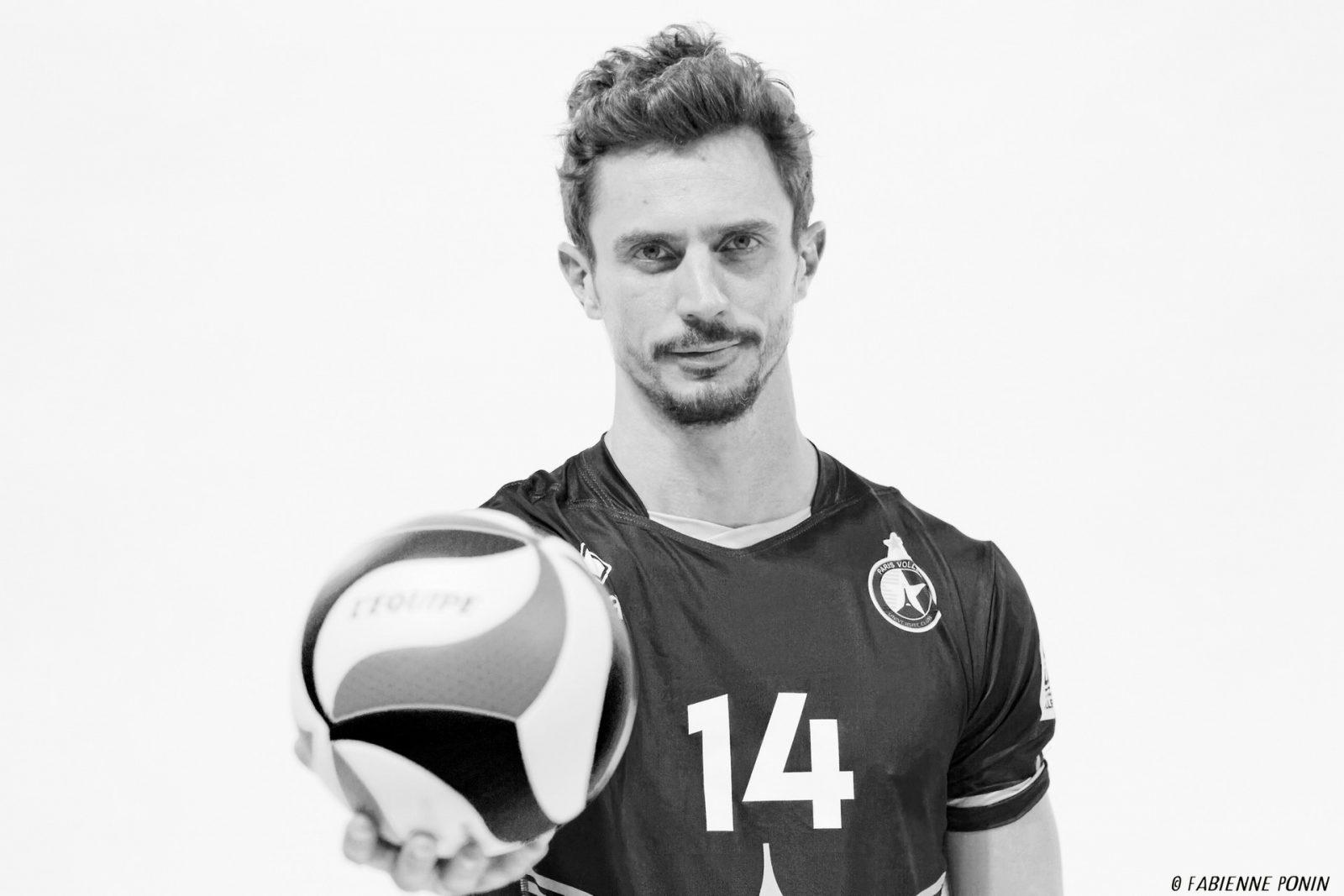Interview de Julien Lavagne (Volley)
