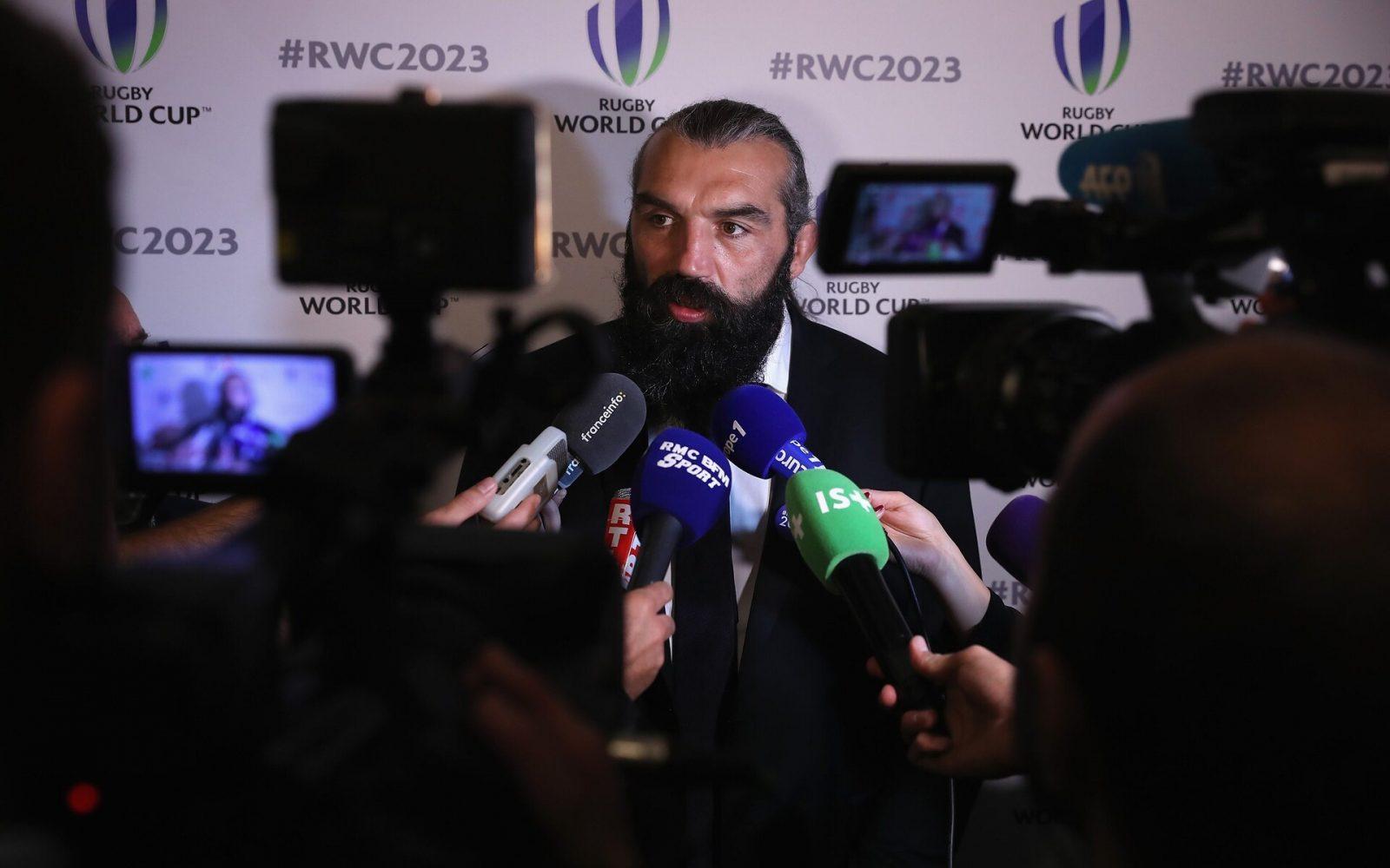 Interview de Sébastien Chabal (Rugby)