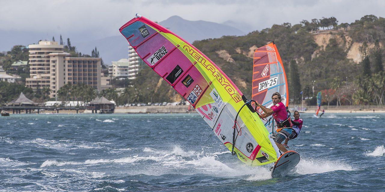 Interview de Antoine Albeau (windsurf)