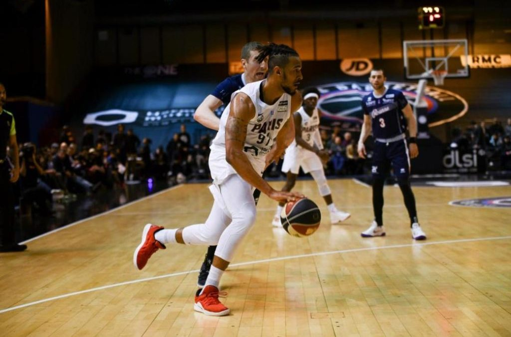 Interview de Gary Florimont (basketball)
