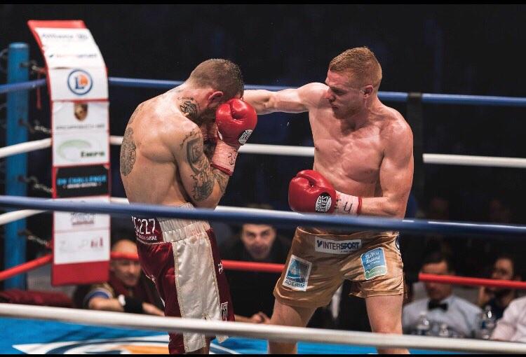 Interview de Maxime Beaussire (boxeur)